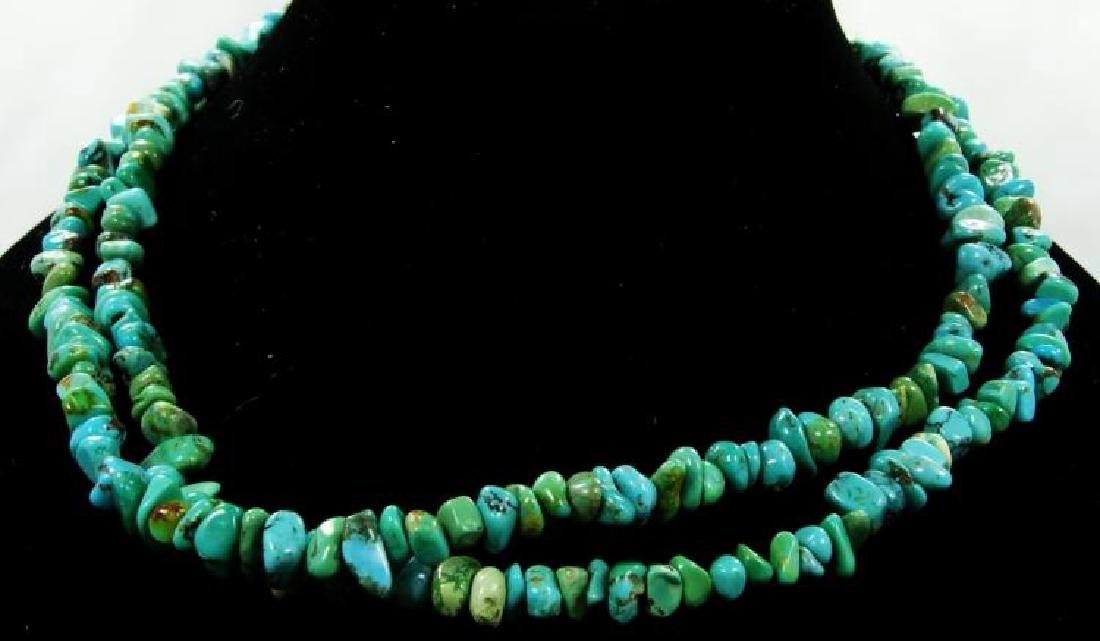 Carolyn Pollack for Relios Turquoise Necklace - 3