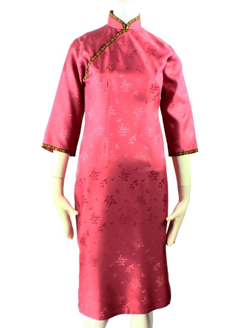 Marilyn Monroe Personally Owned Mandarin Dress