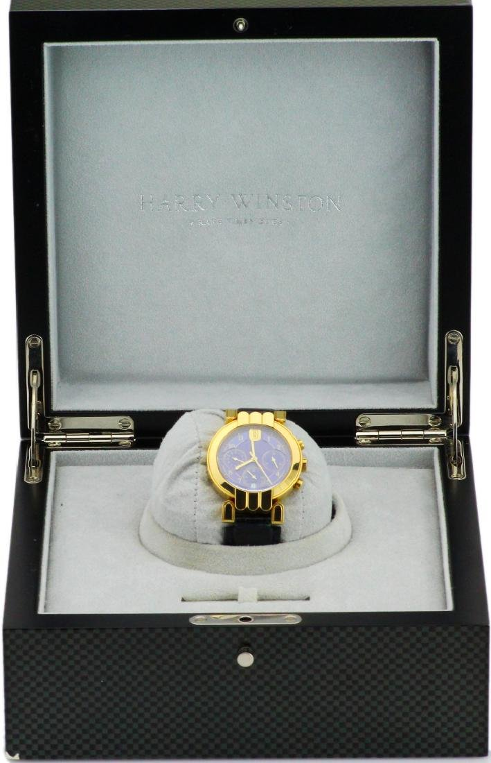 Harry Winston Limited Edition 18K Chronograph
