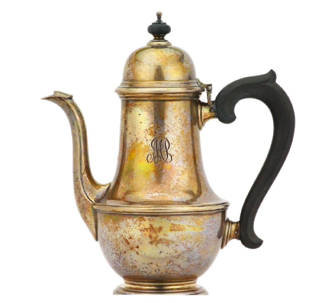 Tiffany & Co. Makers 1931 Sterling Silver Tea Pot