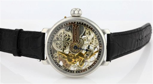 9b231c77a Patek Philippe Converted Pocket Watch Movement - Jan 27, 2018   GWS ...