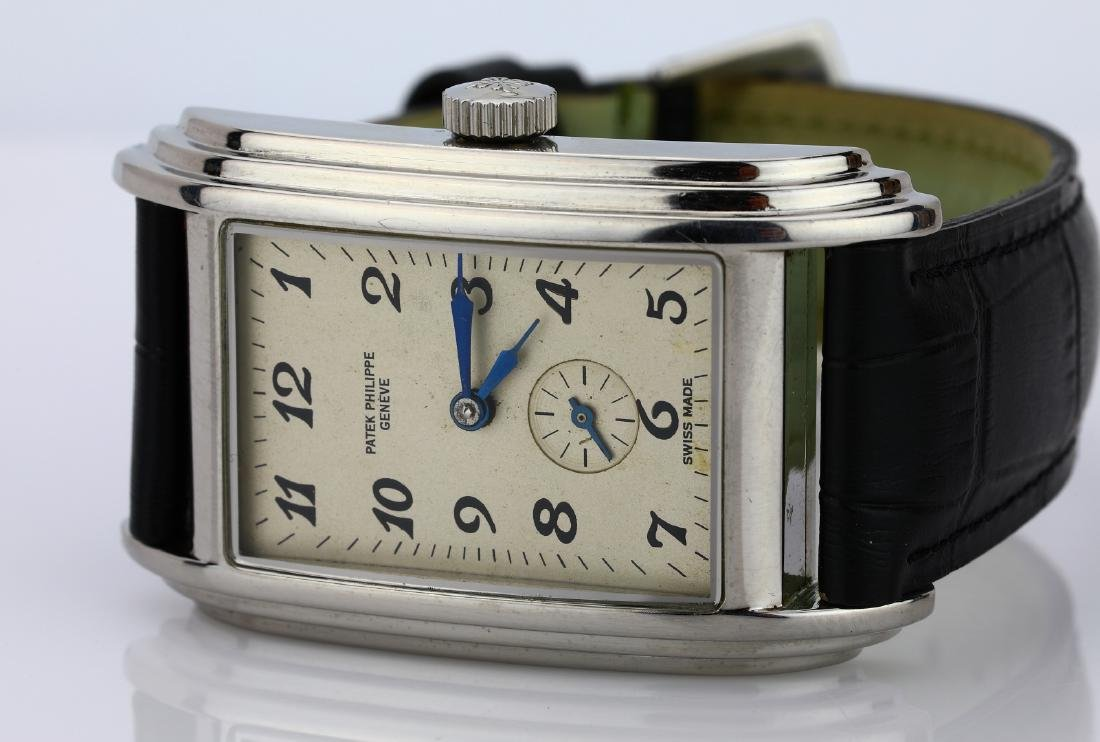 Patek Philippe 1930s XL Gondolo Men's Watch - 2