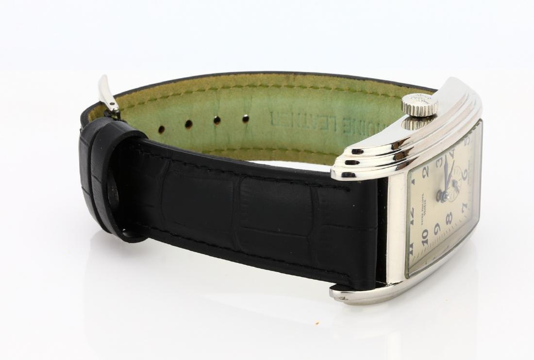 Patek Philippe 1930s XL Gondolo Men's Watch - 4