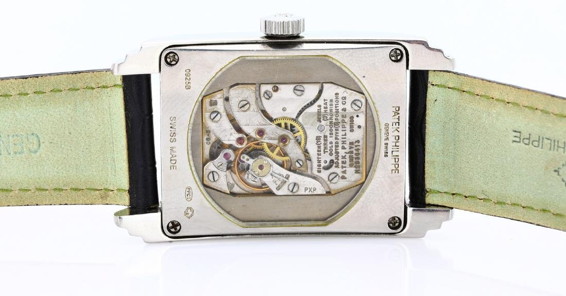 Patek Philippe 1930s XL Gondolo Men's Watch - 6