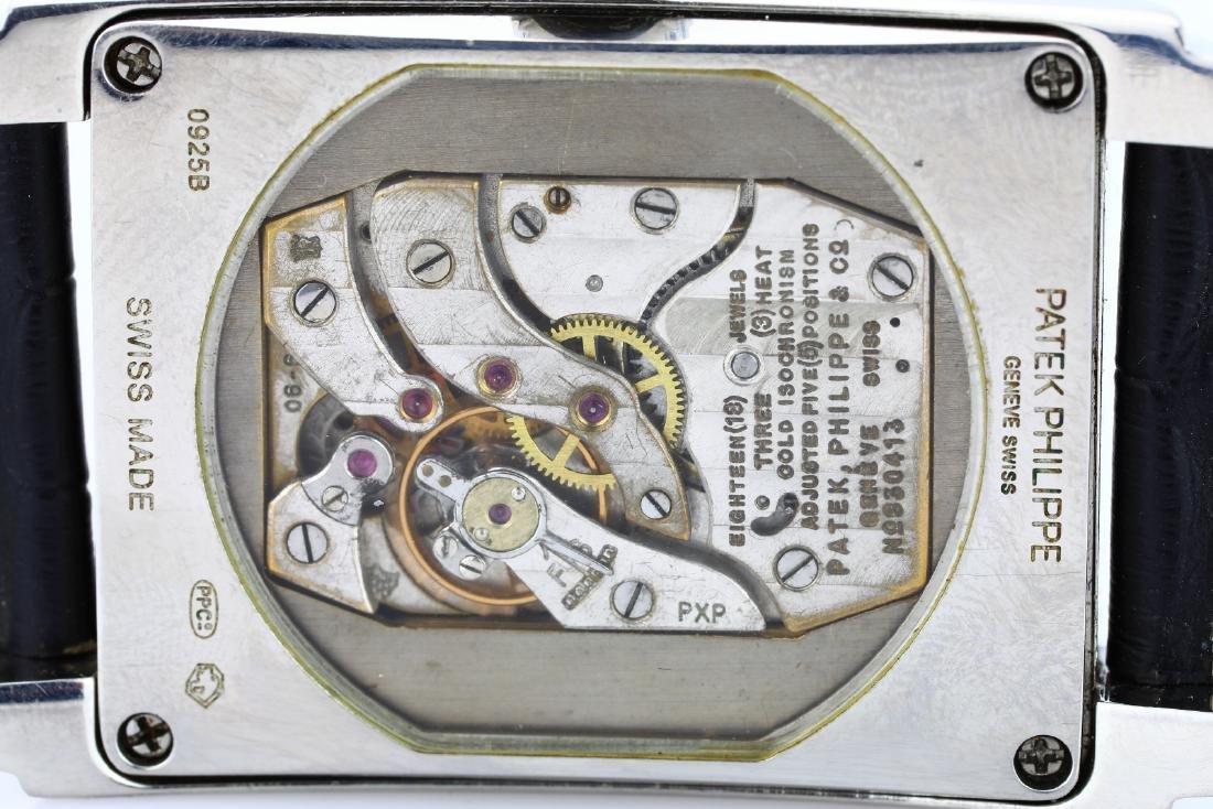 Patek Philippe 1930s XL Gondolo Men's Watch - 7