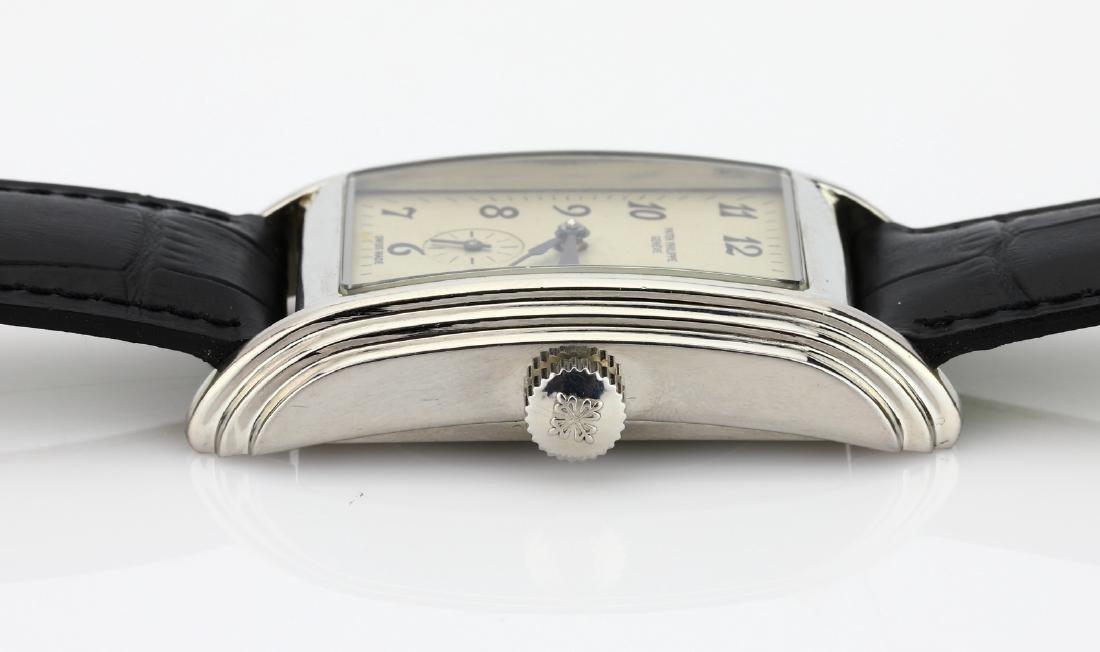 Patek Philippe 1930s XL Gondolo Men's Watch - 8