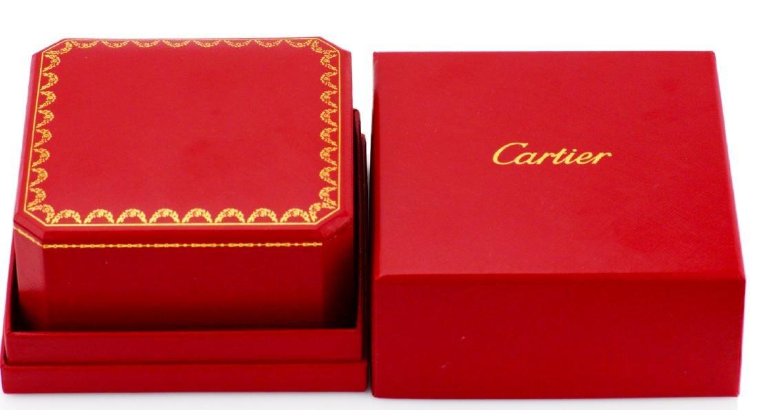 Cartier Tank Francaise 18K Watch in Original Box - 10