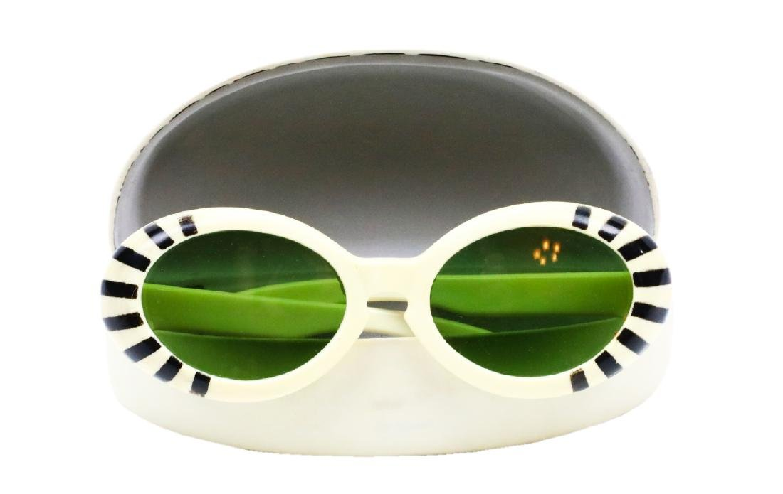 Marilyn Monroe's Sunglasses & Carrying Case