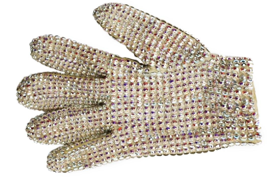 Michael Jackson's History Tour Left Hand Glove