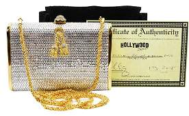 Michael Jacksons Clutch Made For Liz Taylor