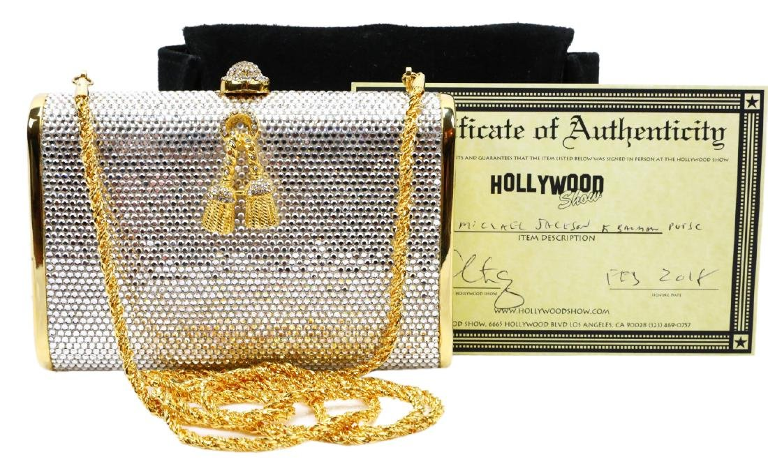 Michael Jackson's Clutch Made For Liz Taylor