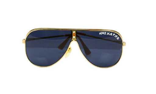 c2abcd859f Michael Jackson Sunglasses Given to Corey Feldman