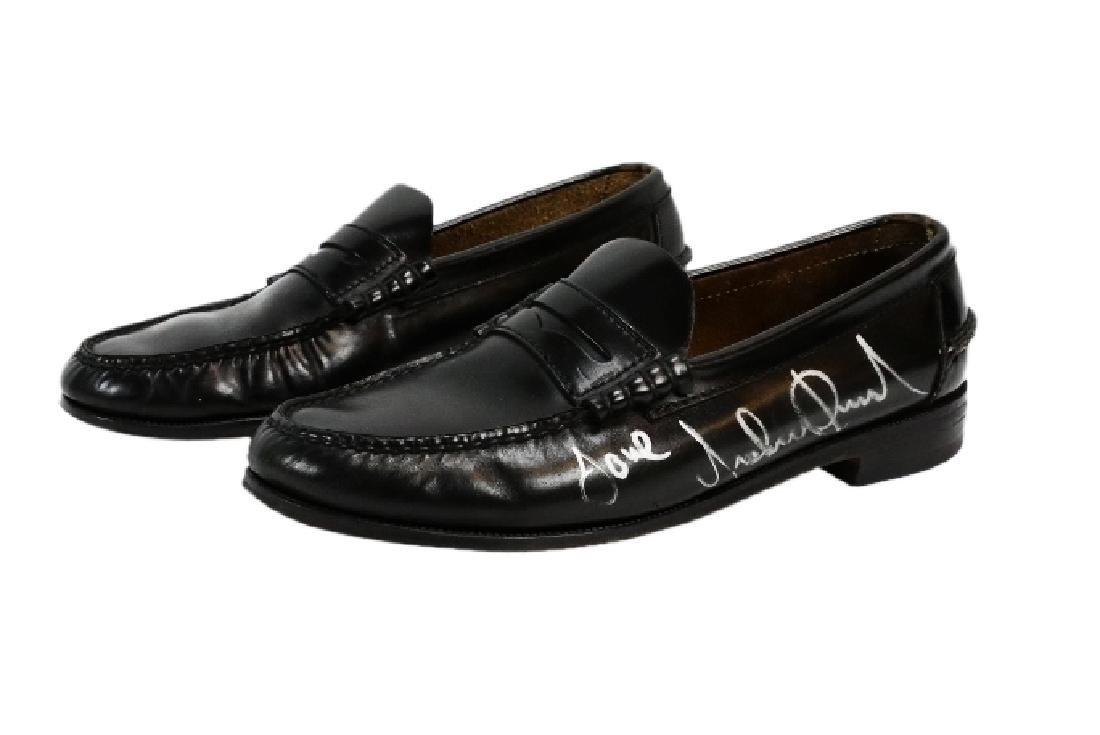 Michael Jackson's Owned & Worn Loafers W/COA