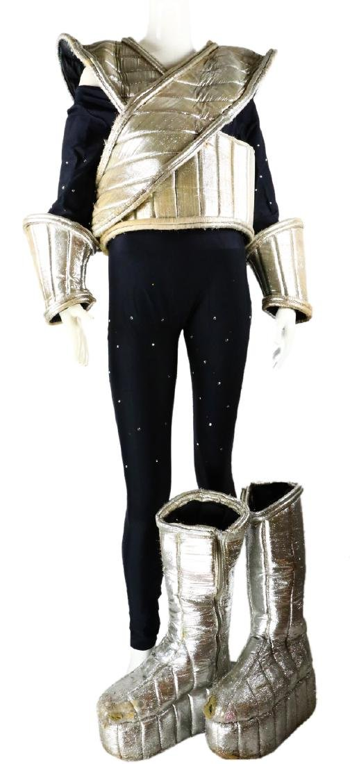 """Ace Frehley's """"Kiss"""" Love Gun Tour Spacesuit"""