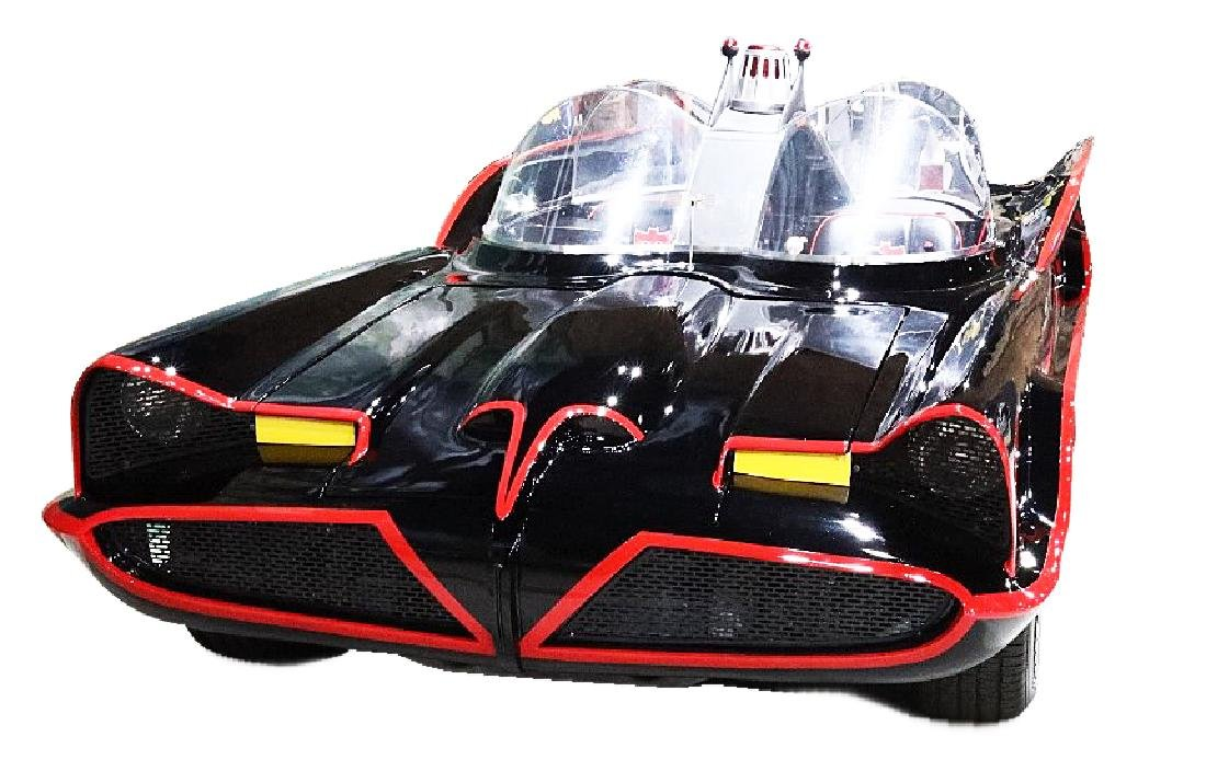 1966 Batmobile Anti-Crime Roadster Replica