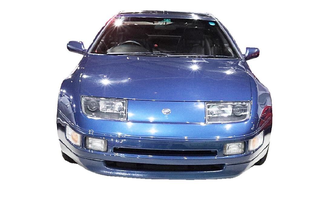 Kill Bill 1993 Nissan Fairlady Z (300ZX)