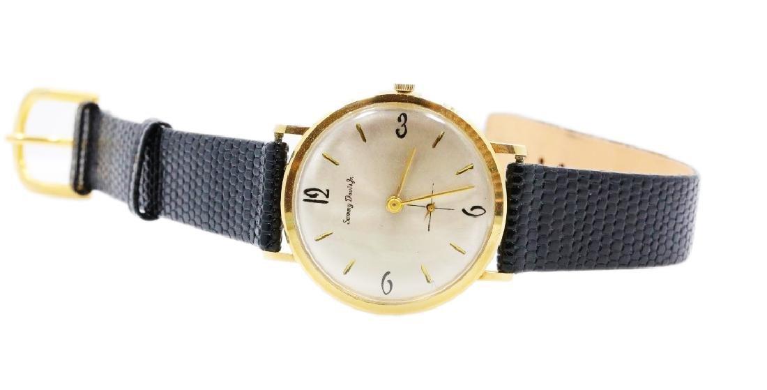 Sammy Davis Jr.'s 14K Custom Wristwatch W/COA