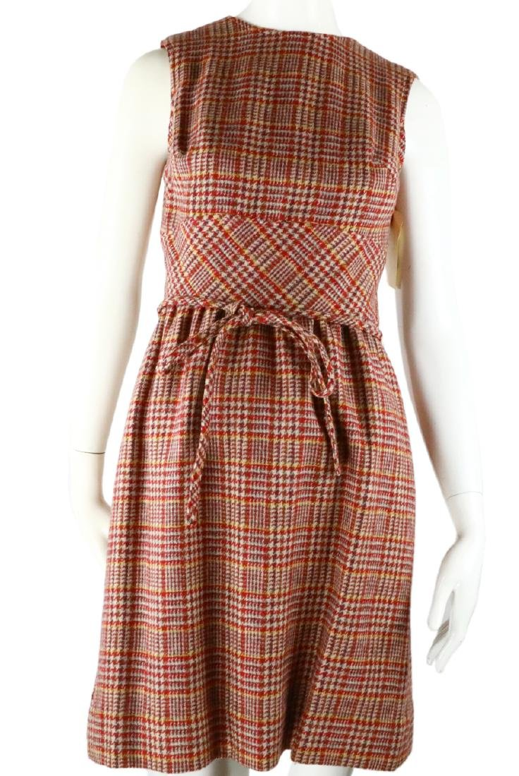 "Eve Plumb's ""Jan Brady"" 1960s Dress W/COA"