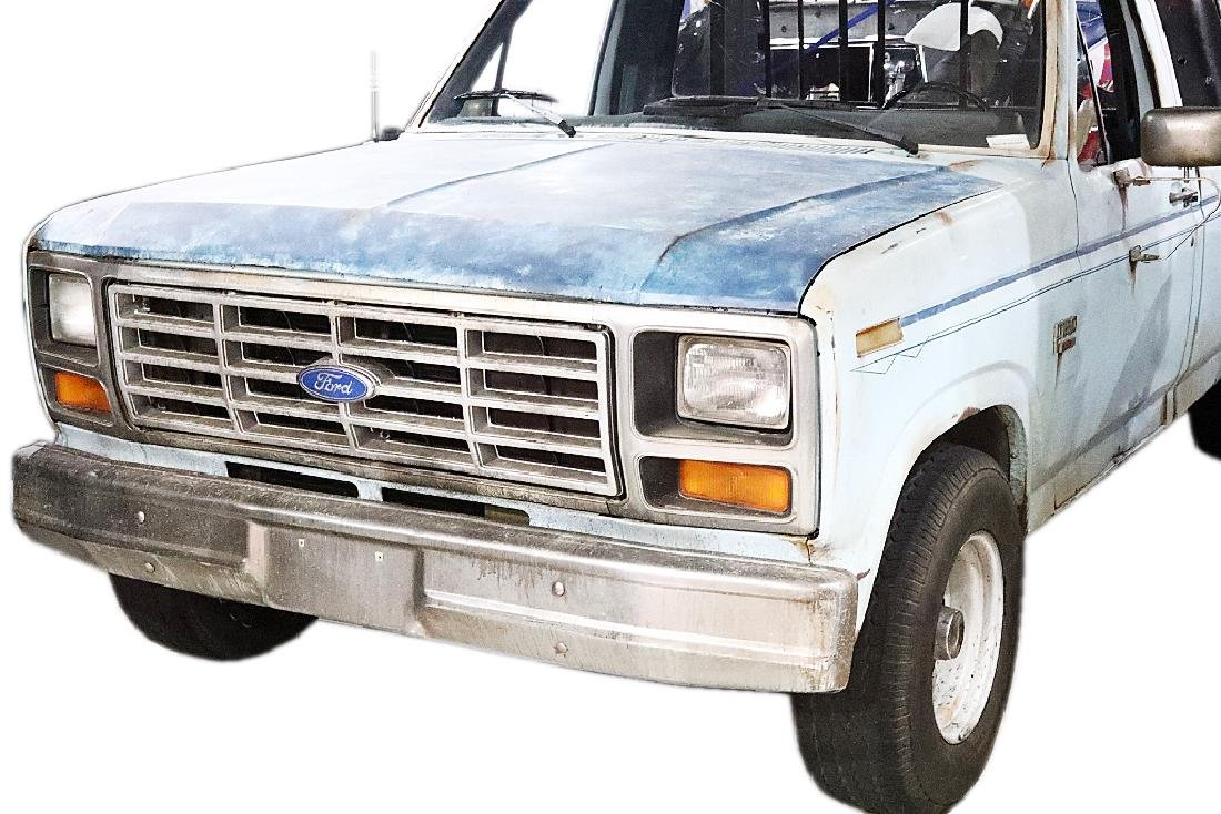 """Hannah Montana, The Movie"" 1983 Ford F-150 Pickup"