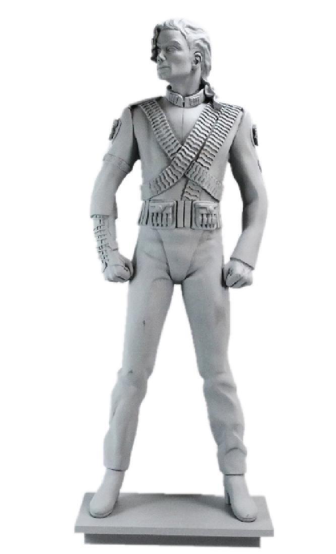 "Michael Jackson HIStory 49.5"" Promotional Statue"