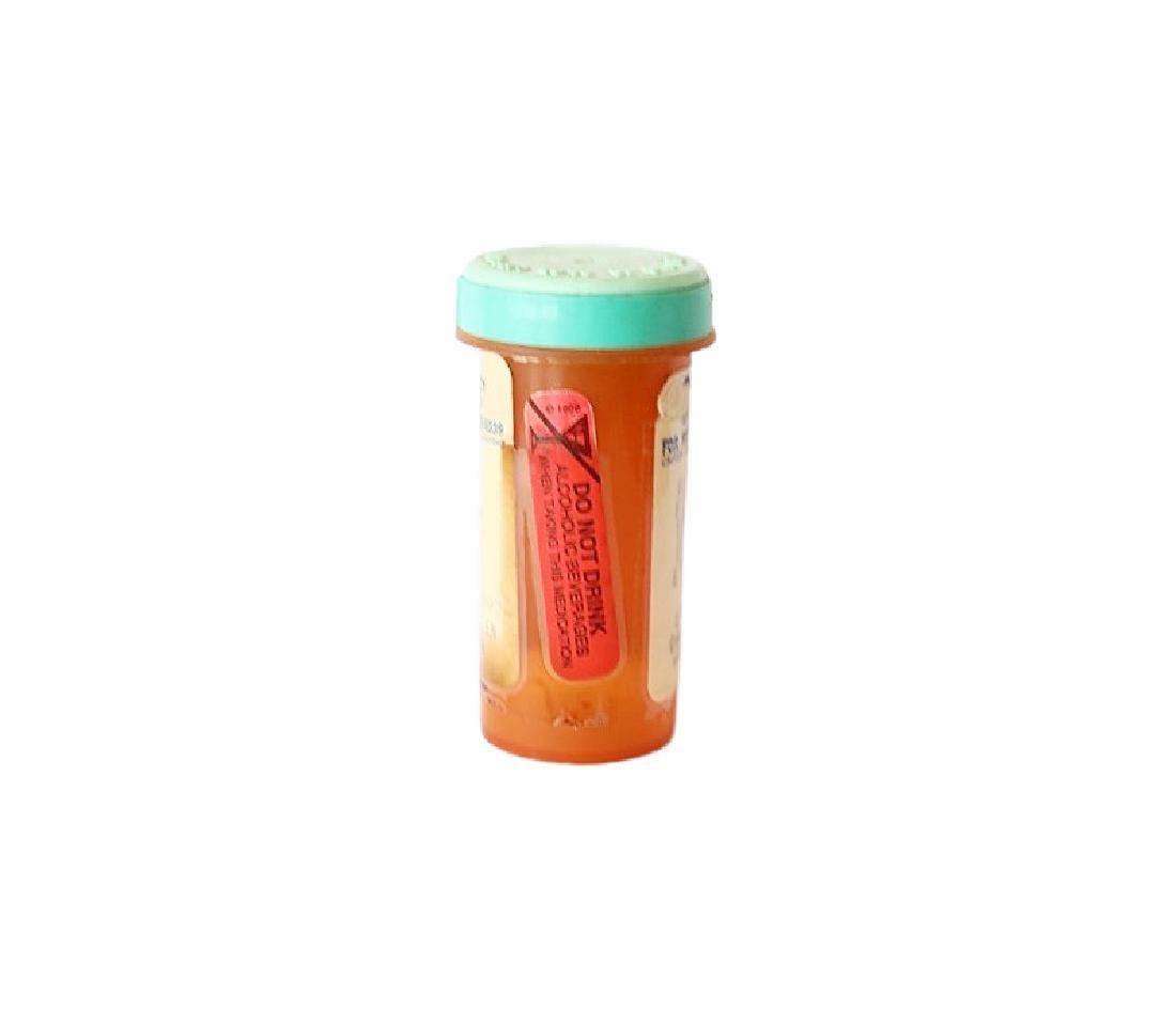 Carrie Fisher's Prescription Pill Bottle - 4