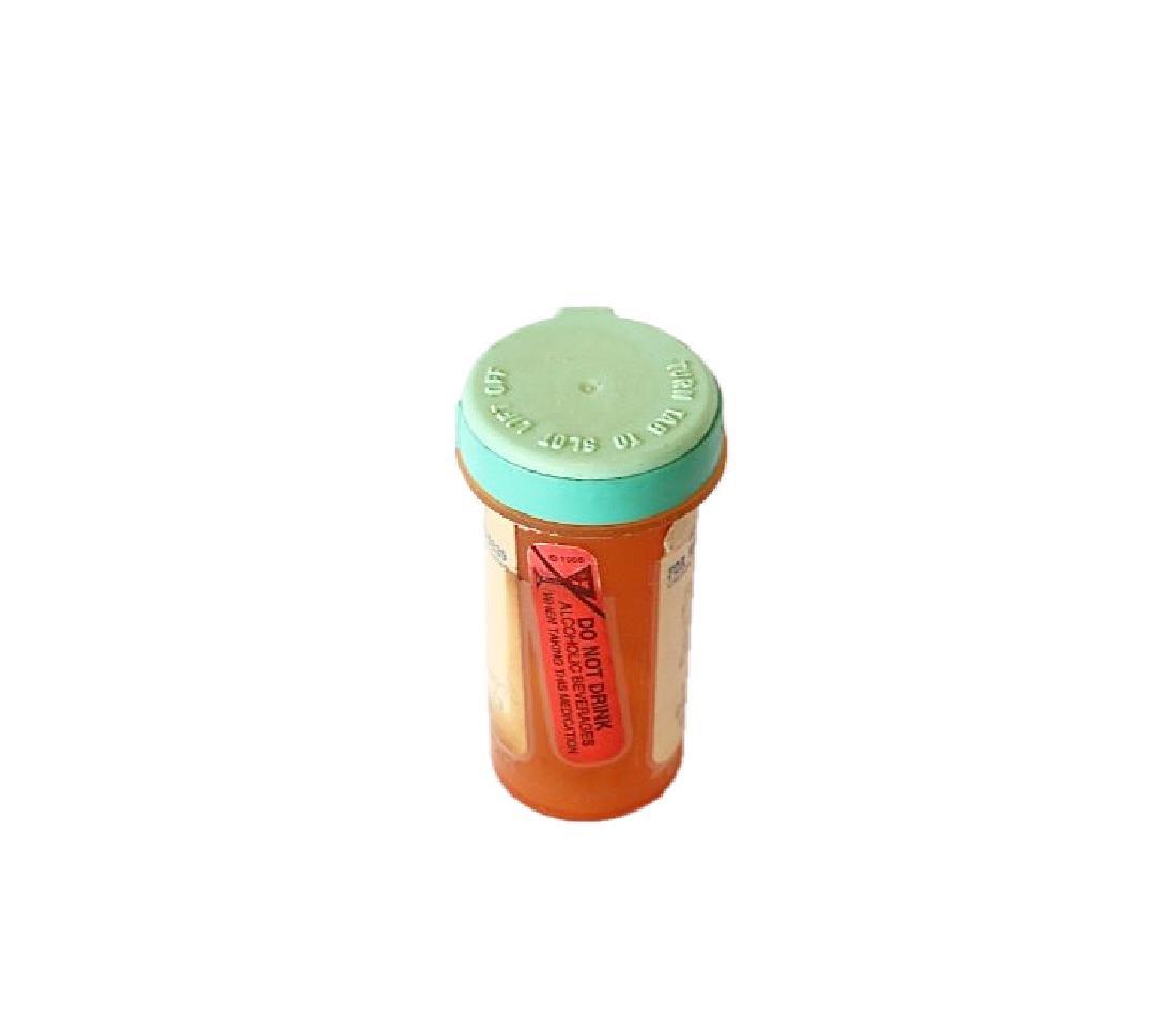 Carrie Fisher's Prescription Pill Bottle - 5