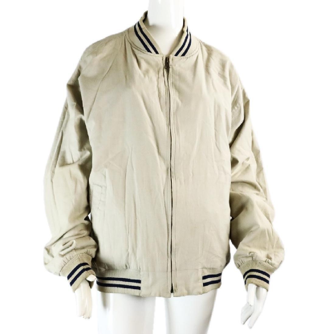 "Michael Jackson's ""Burbank Sluggers"" Jacket W/COA"