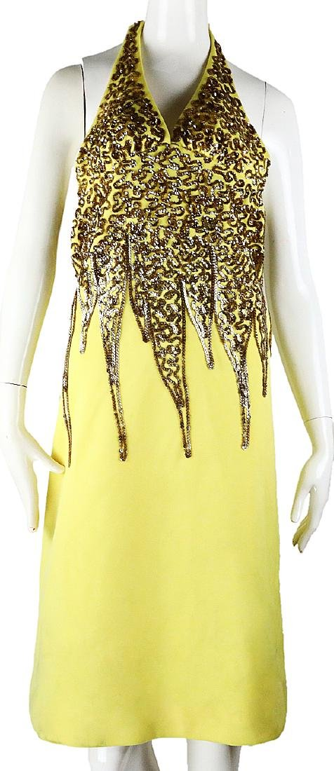 Janet Jackson's Yellow Dress Worn in the 1970s