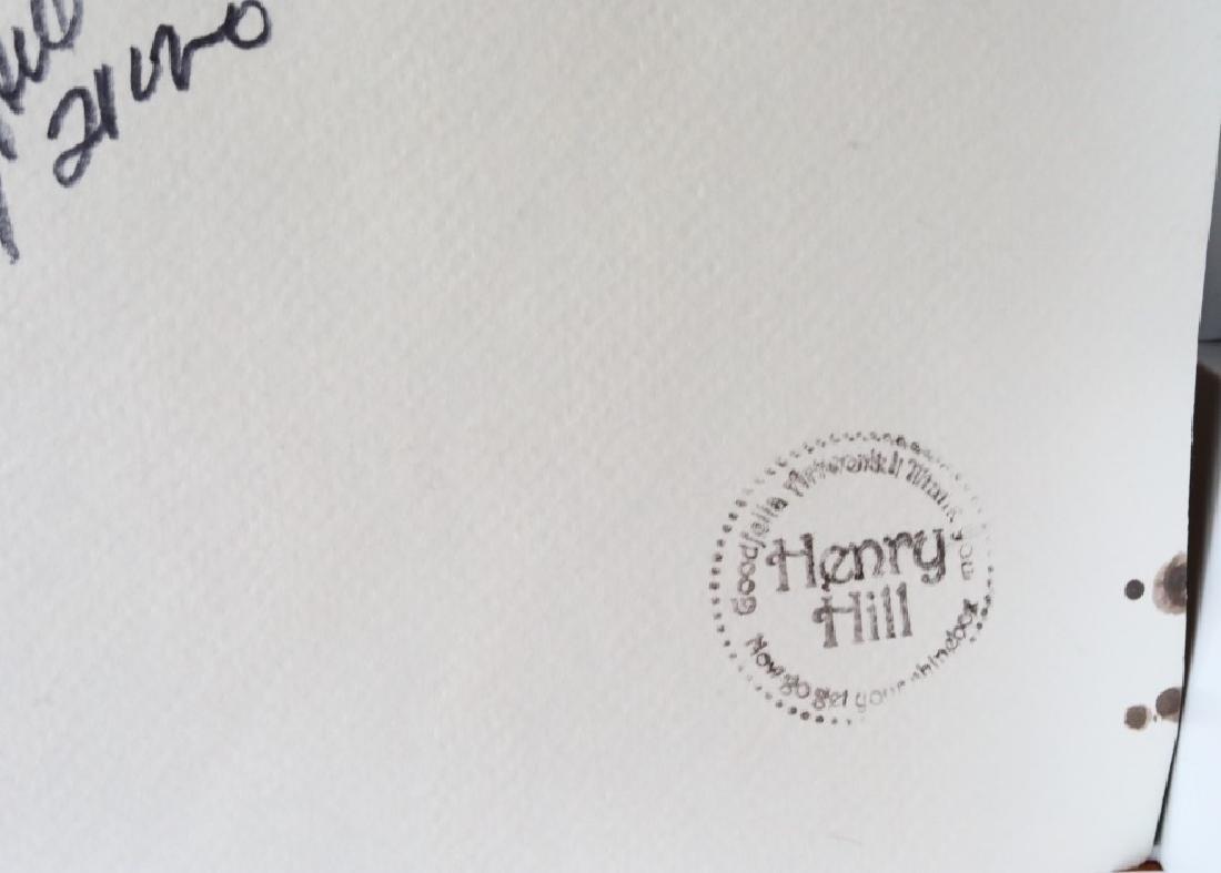 "Henry Hill ""Goodfellas"" Original Painting - 7"