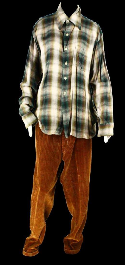 "Russell Crowe ""A Beautiful Mind"" Costume W/COA"