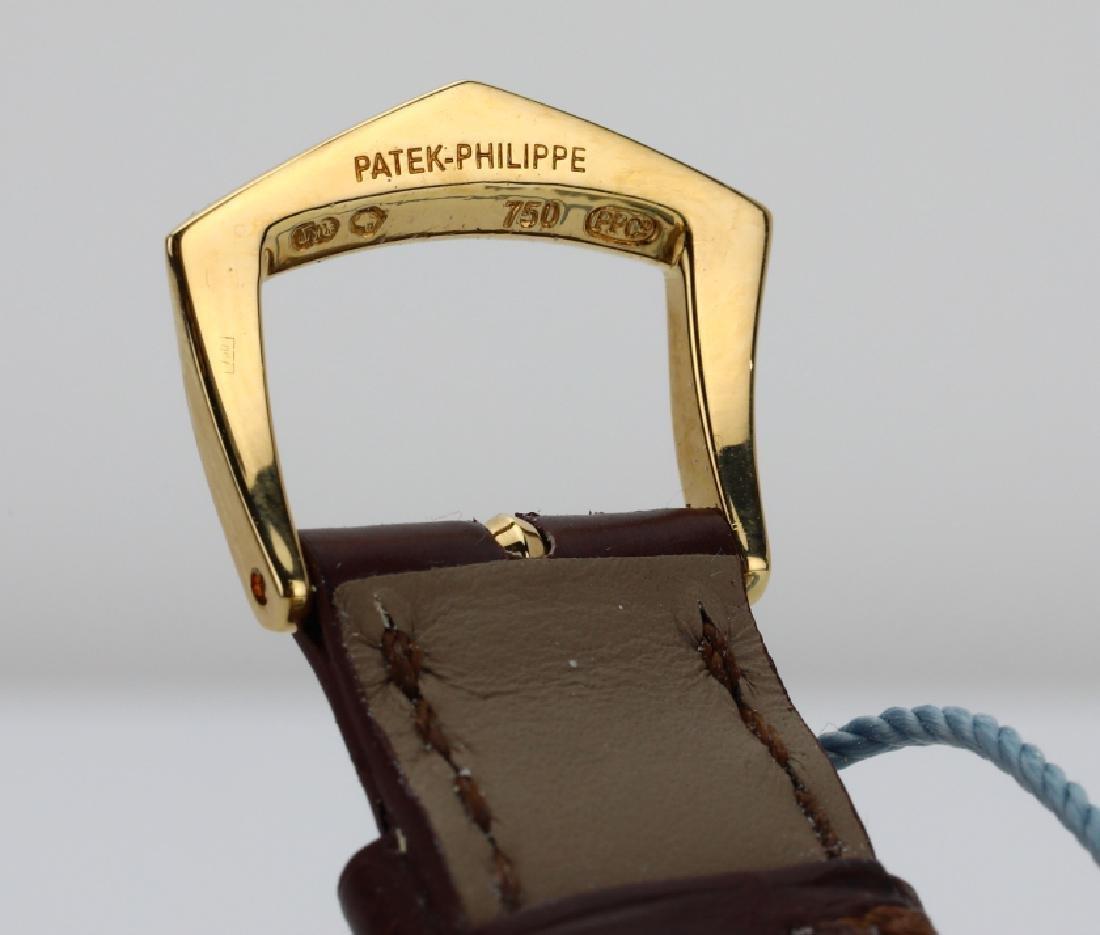 Patek Philippe 18K Annual Calendar Watch (5035J) - 10