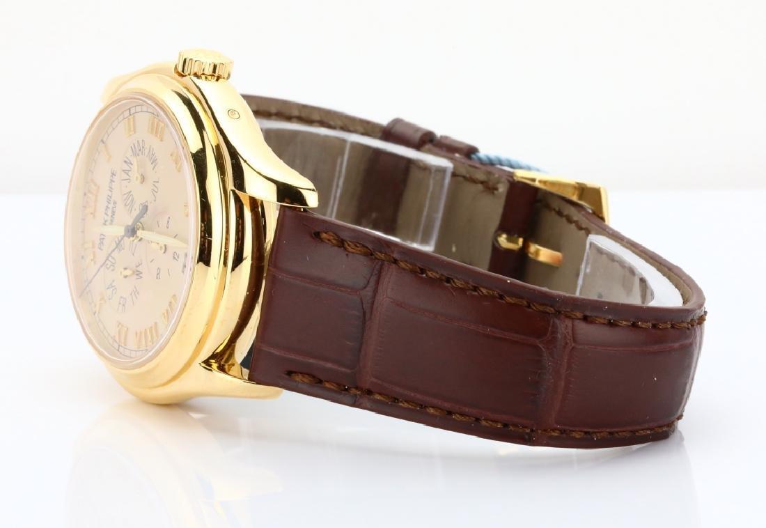 Patek Philippe 18K Annual Calendar Watch (5035J) - 5
