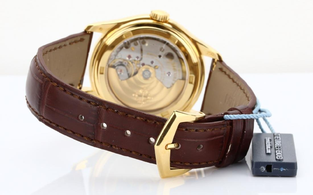 Patek Philippe 18K Annual Calendar Watch (5035J) - 7