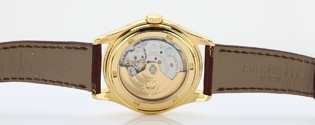 Patek Philippe 18K Annual Calendar Watch (5035J) - 8