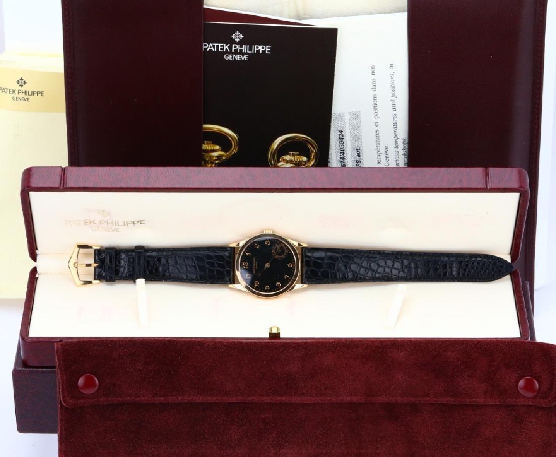 Patek Philippe 18K Calatrava Watch (Ref. 5026R)