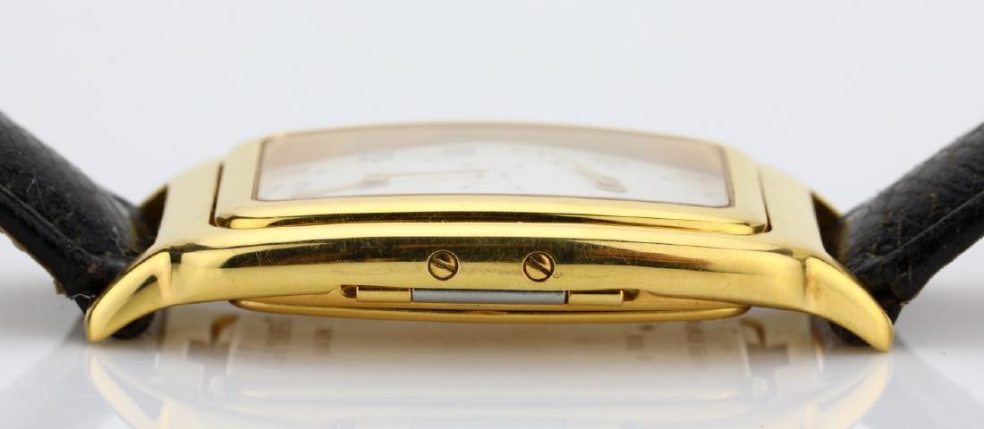 Tiffany & Co. 18K Dual Time Zone Watch - 8