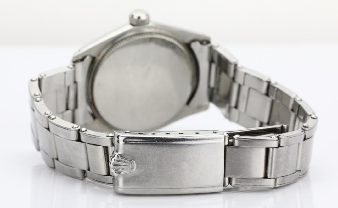 Rolex 1968 Oyster Speedking Precision 30mm SS Watch - 4