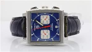 Tag Heuer Monaco Stainless Steel Men's Watch