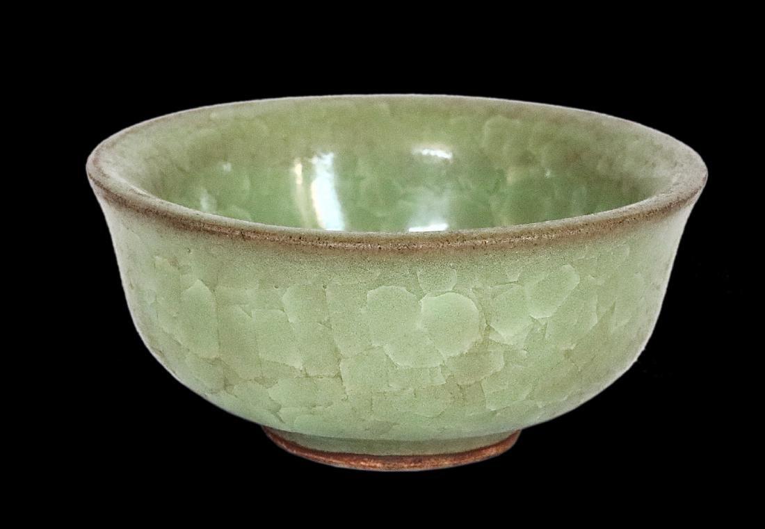 Song Dynasty Tea Dust Glazed Medicine Cup