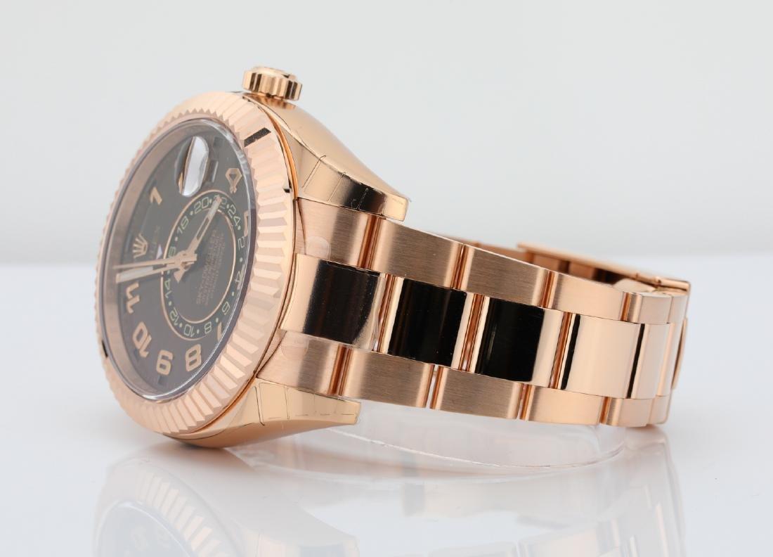 Rolex Oyster Perpetual Sky-Dweller 18K Watch - 5