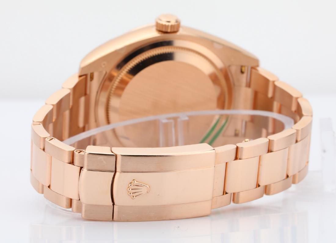 Rolex Oyster Perpetual Sky-Dweller 18K Watch - 7