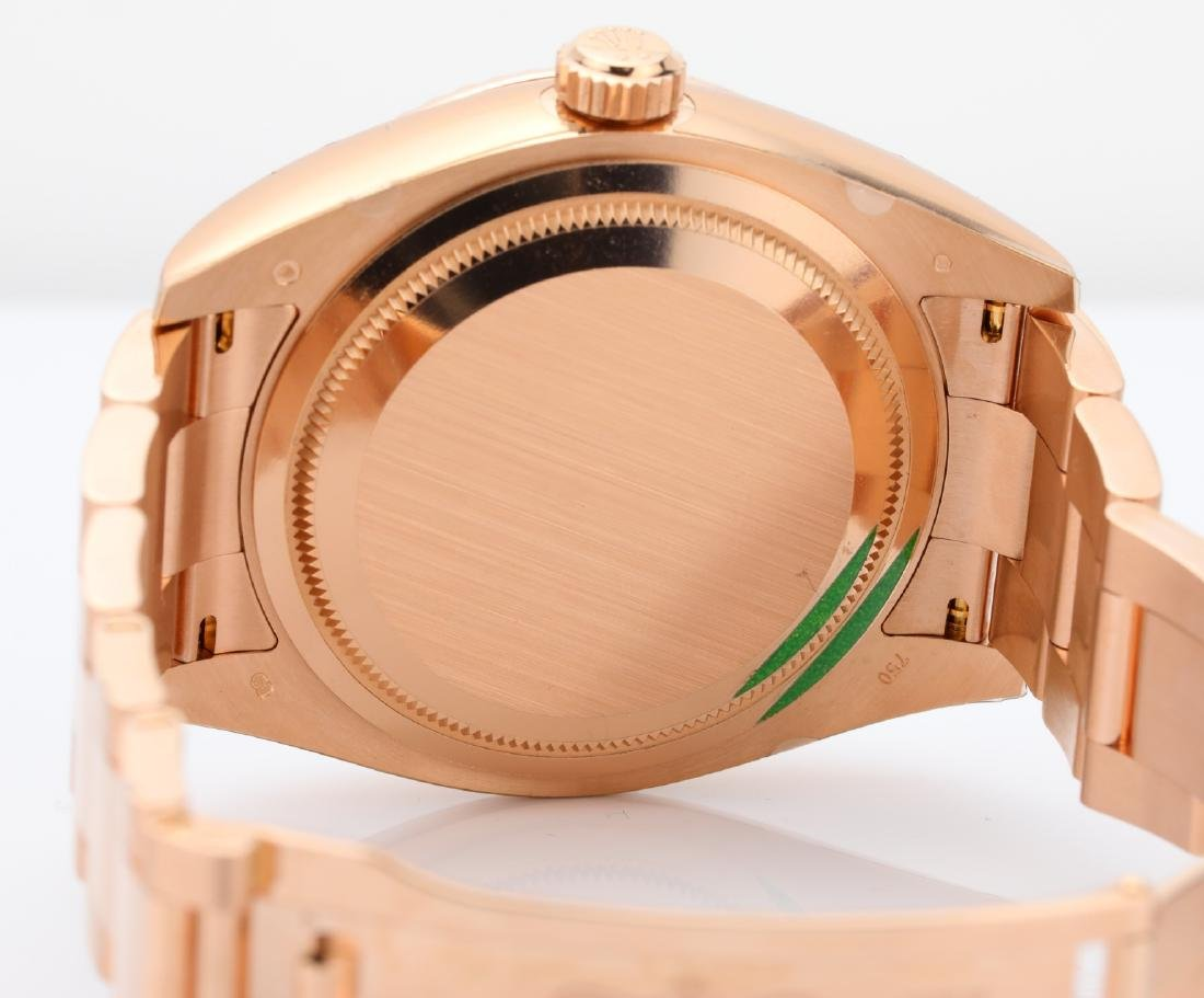 Rolex Oyster Perpetual Sky-Dweller 18K Watch - 8