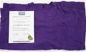 """Eddie Murphy """"Nutty Professor II"""" Purple T-Shirt"""
