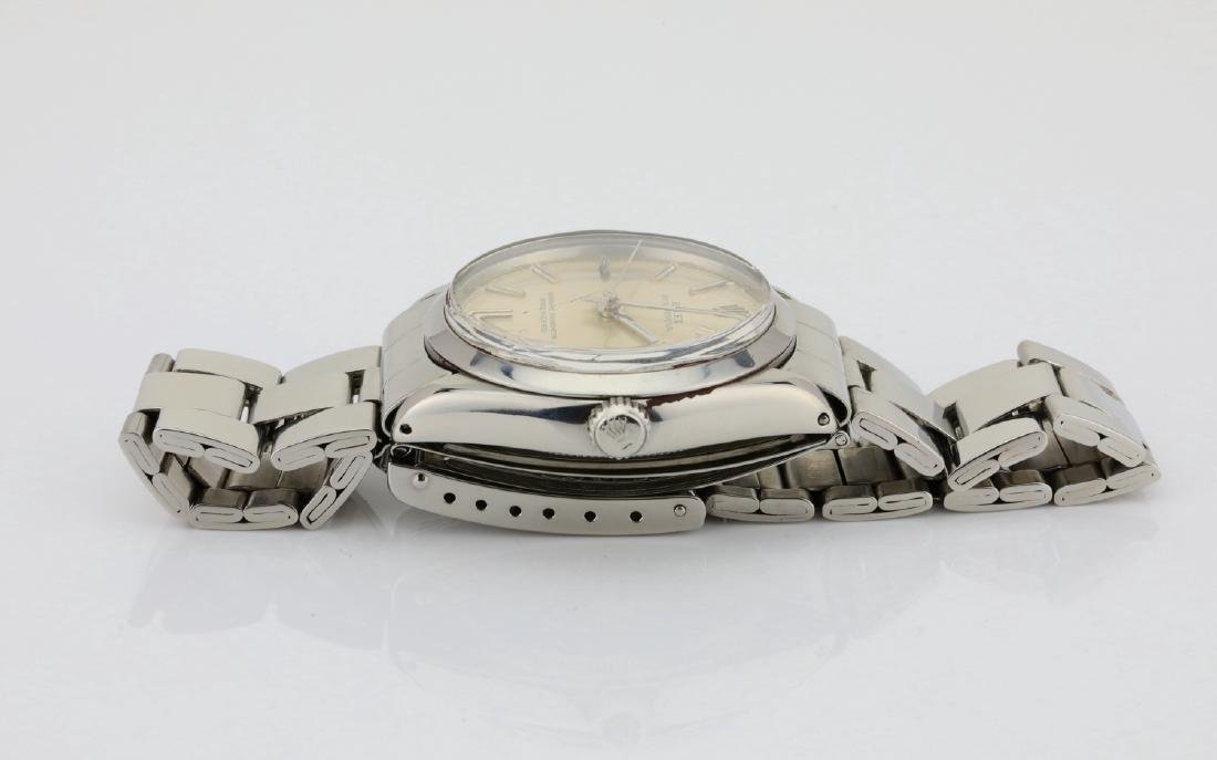 Rolex 1988 Oyster Perpetual Stainless Steel Watch - 7