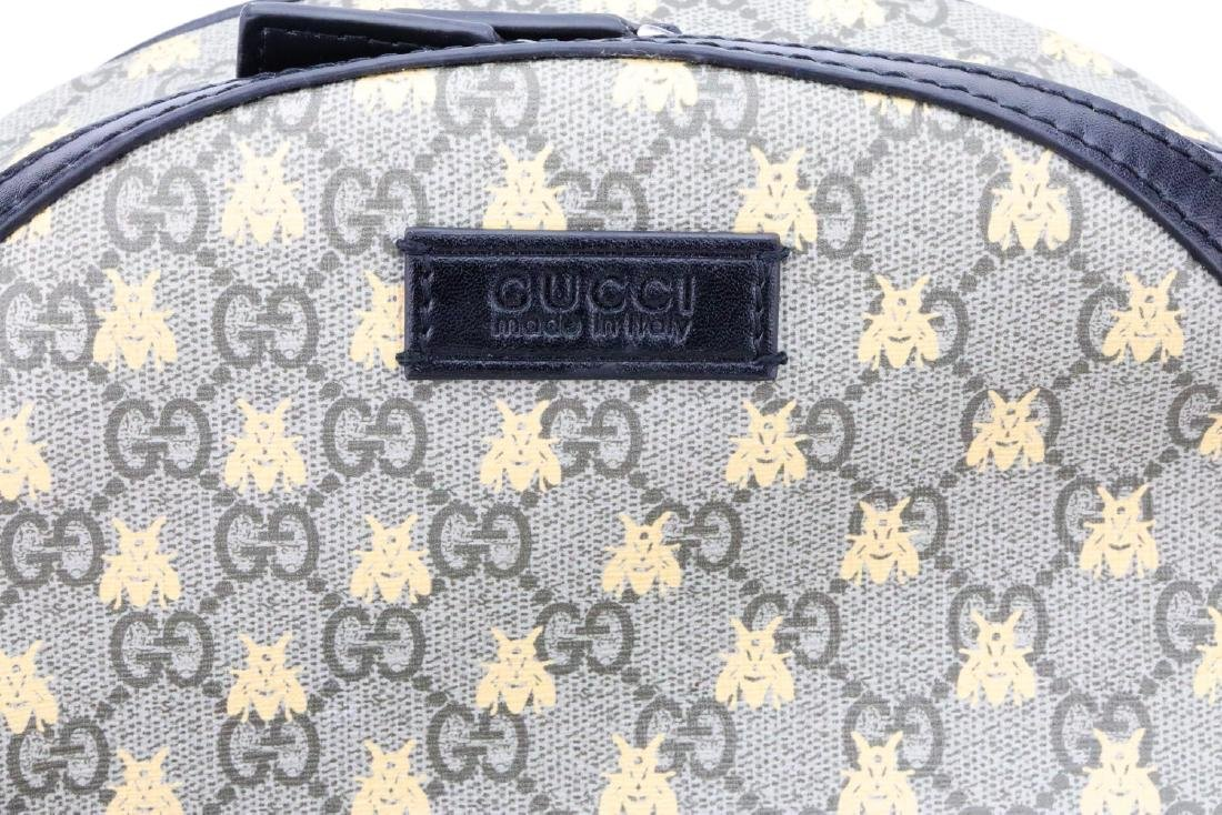 Gucci GG Supreme Bees Backpack (Back Ordered) - 3