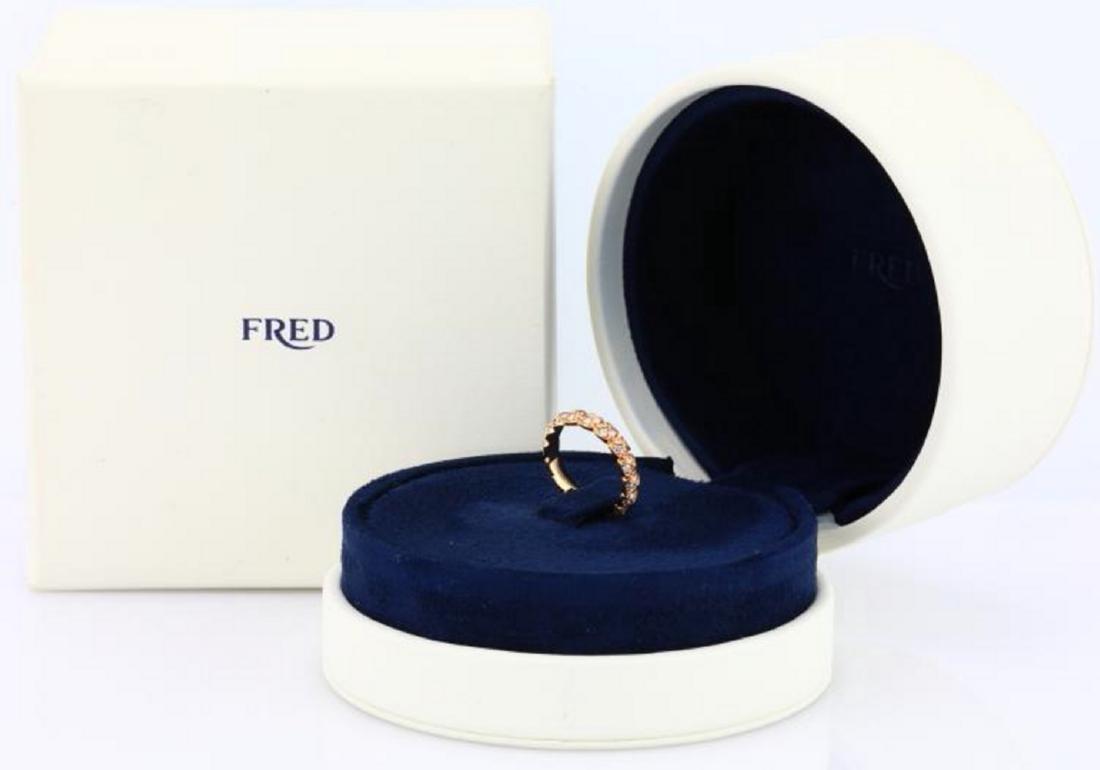 "Fred Paris ""Celebration"" Diamond & 18K Band - 2"