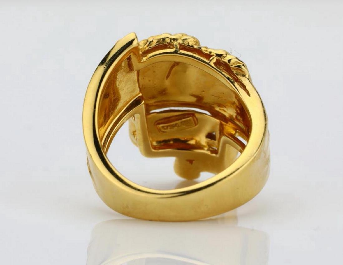Carrera y Carrera 18K Romeo & Juliet Ring - 5