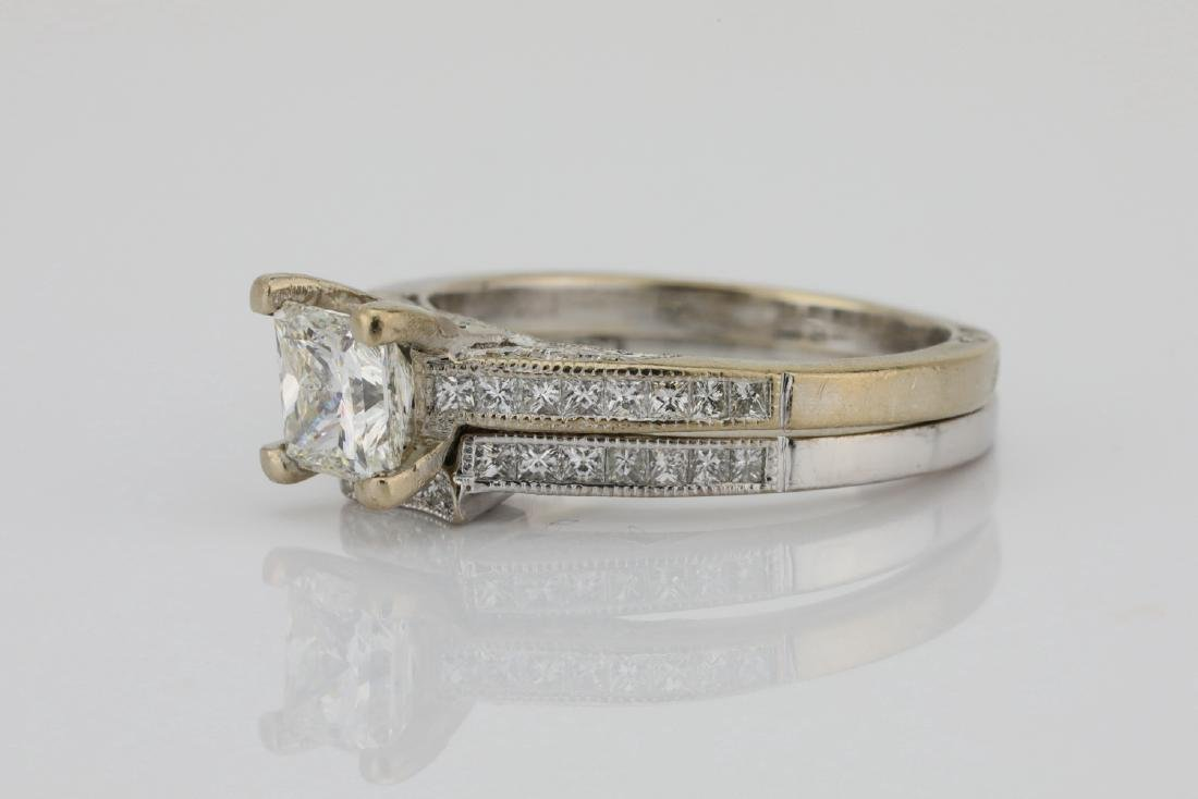 Tacori 1.60ctw VS2-SI1/G-H Diamond 18K Ring/Band - 2