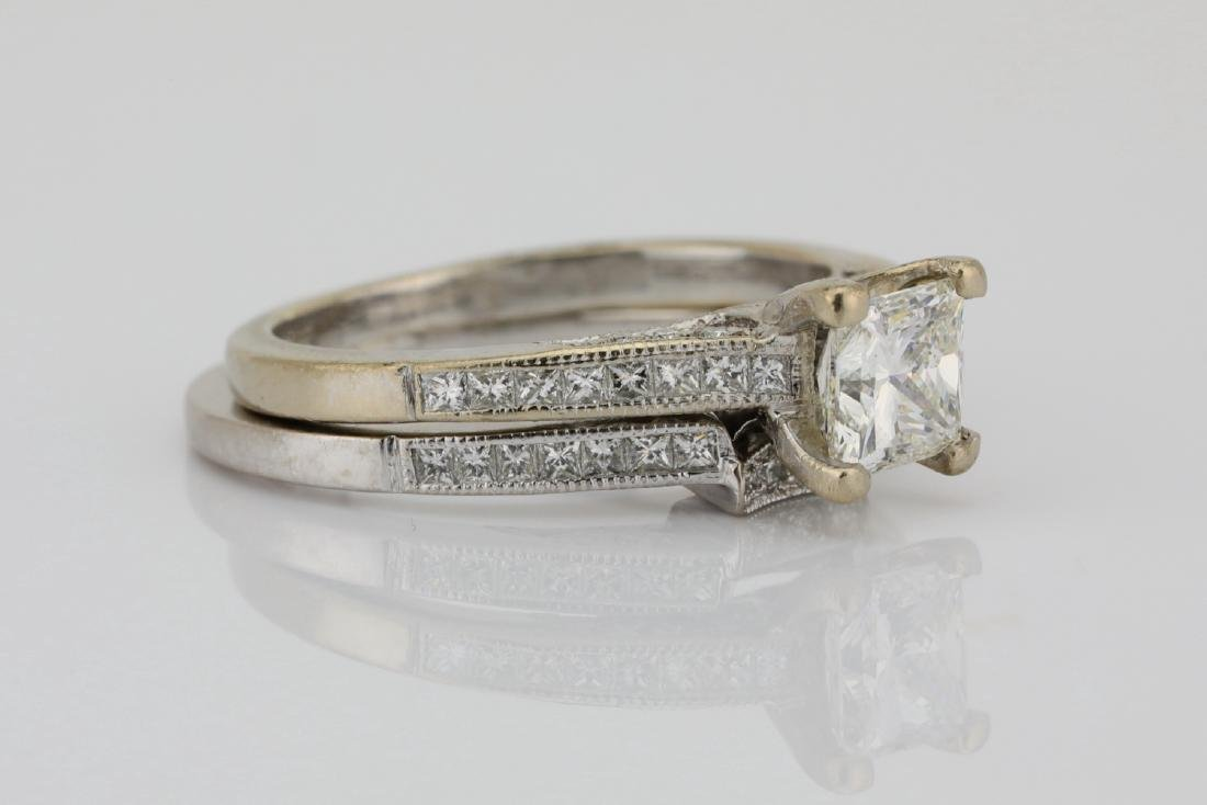 Tacori 1.60ctw VS2-SI1/G-H Diamond 18K Ring/Band - 3