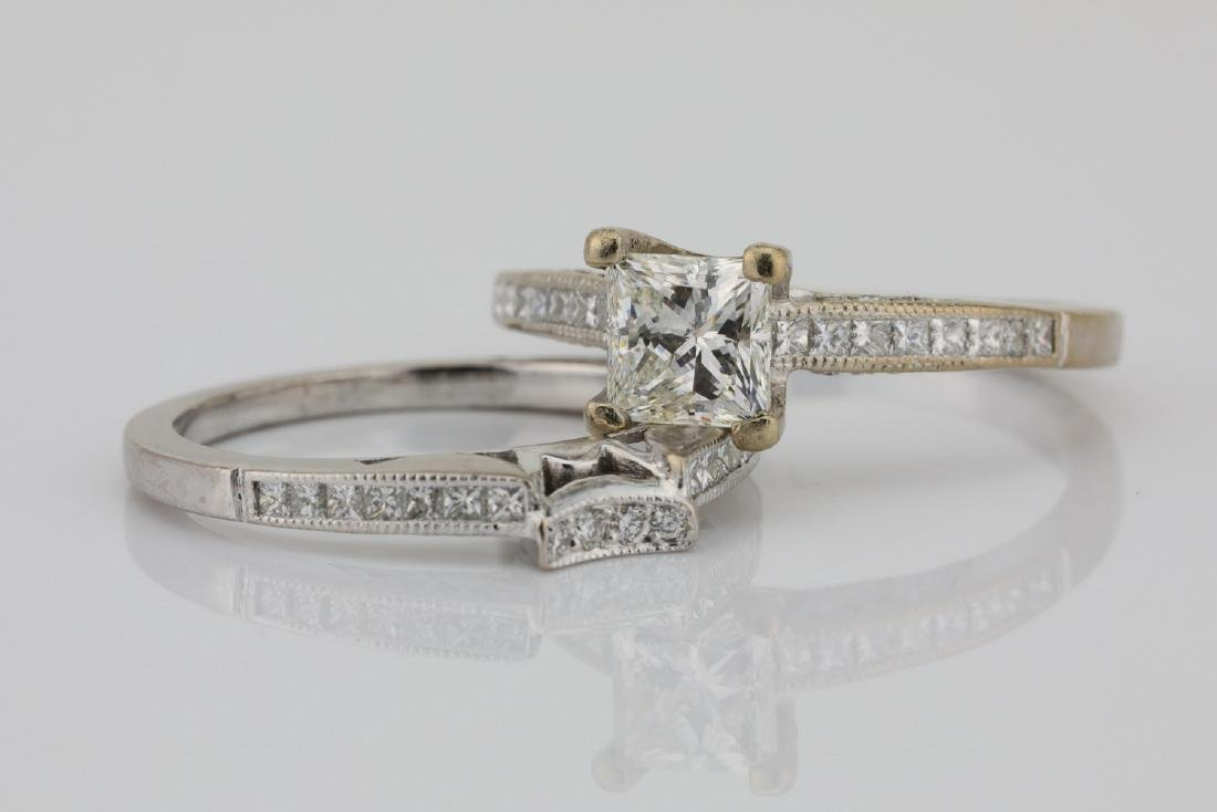 Tacori 1.60ctw VS2-SI1/G-H Diamond 18K Ring/Band - 4